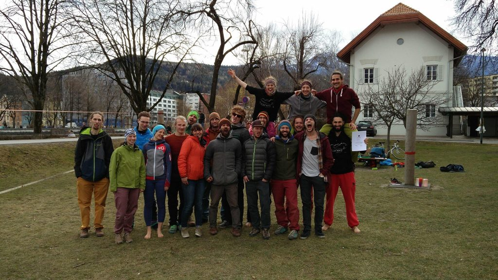 Ausbildung in Innsbruck, Trainer C Kurs